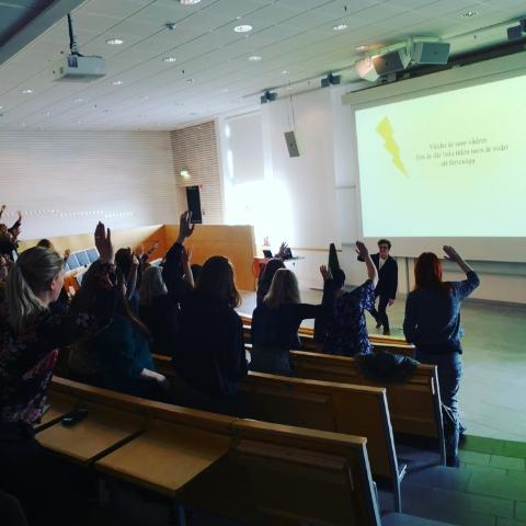 Social resurs föreläsning